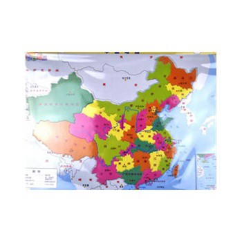 少儿 手工/游戏 磁乐宝拼图-中国地图   作     者:中国地图出版社
