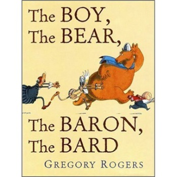 The Boy, The Bear, The Baron,The Bard