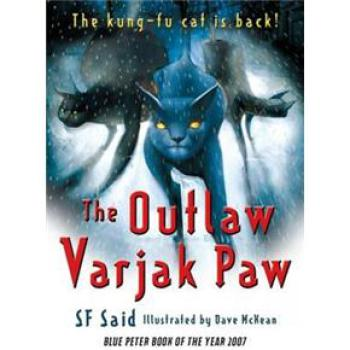 Outlaw Varjak Paw
