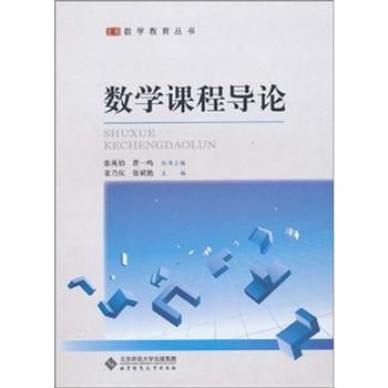 数学教育丛书:数学课程导论